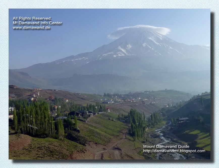 Damavand Photos