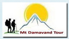 Mt Damavand Tour Logo
