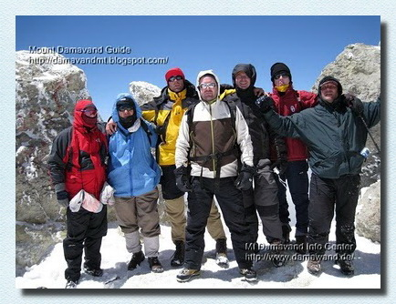Damavand Summit Tours